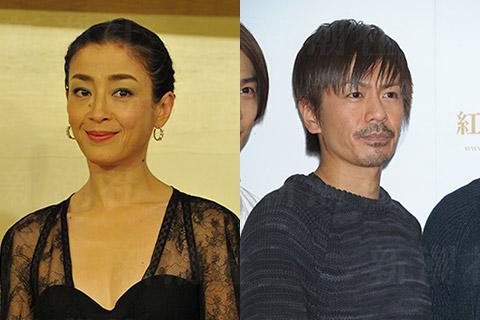 女優・宮沢りえ(43)と「V6」のメンバー・森田剛(37)