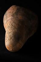 《尖底土器》 八戸市田面木平(1)遺跡 早期 高43.6cm 八戸市博物館