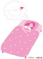 毎日の入浴習慣は寝つきを良くするだけでなく、<br />寝苦しい夜も睡眠の質を上げる。