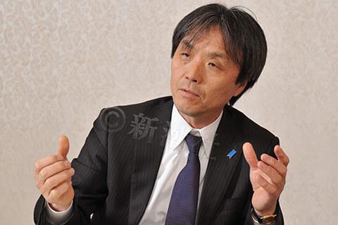 蓮池薫さん(58)