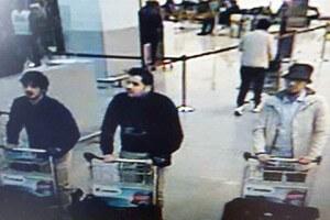 ルギーの首都ブリュッセルで発生した自爆テロの実行犯