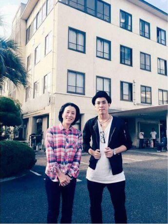 高畑淳子と息子・裕太