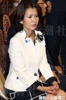 豊田真由子代議士(撮影・上森清二)
