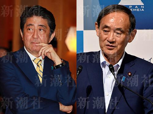 菅氏の「殺し文句」が安倍首相を動かした
