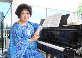 日本を代表するピアニストだった中村紘子さん