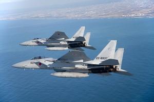 F-15戦闘機(引用:航空自衛隊HPより)