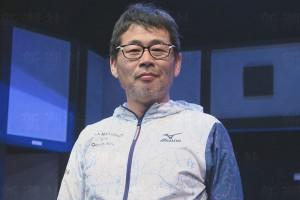 新作放送を発表した番組ディレクターの藤村忠寿
