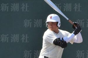 横浜DeNAの筒香選手に興味を示す清宮選手だが――
