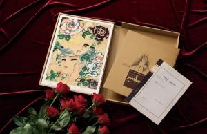 竹宮惠子画業50周年「風と木の詩」メモリアルセット