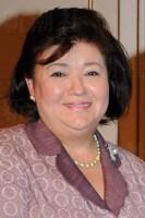 鳩山太郎氏の母・エミリさん