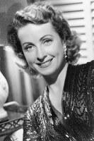 フランスの女優ダニエル・ダリュー(米映画「五本の指」(1952年)より)