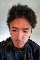 白石隆浩容疑者が女性に送った自撮り写真