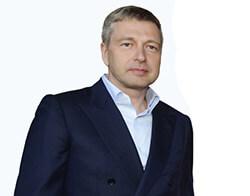 ドミトリー・リボロフレフ氏