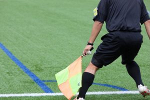 サッカーに「ビデオ判定導入」(写真はイメージ)