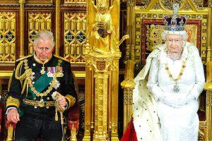 英王室 エリザベス女王