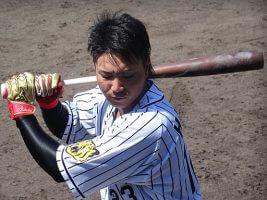 元阪神・一二三容疑者((C)途方シネマ/Wikimedia Commons)