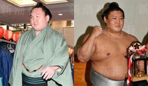 白鵬vs.貴ノ岩