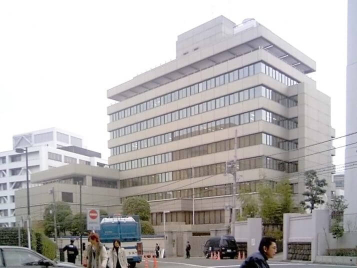 在日本朝鮮人総連合会中央本部
