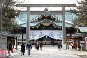 日本を代表する神社が……