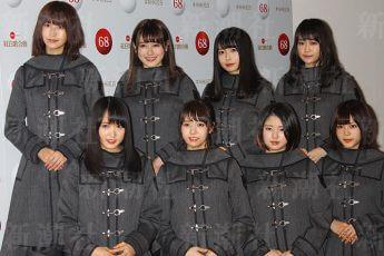 紅白で過呼吸騒動「欅坂46」