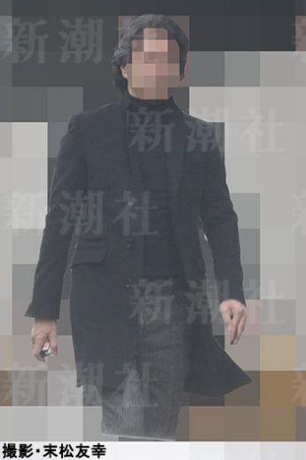 俳優・田中健似のイケメン社長(撮影・末松友幸)