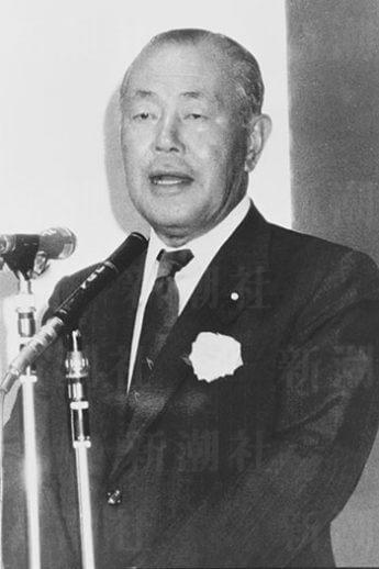 田中角栄元総理