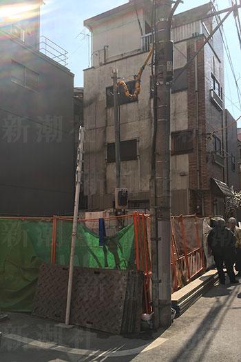 浅草・凌雲閣、現在の跡地