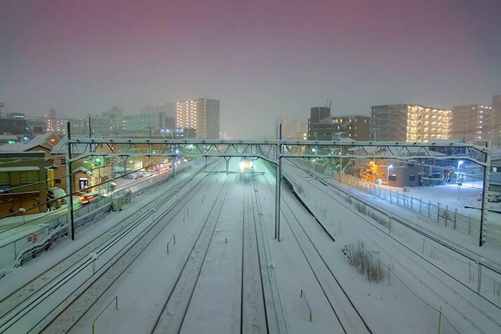 首都圏 大雪