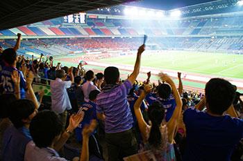 Jリーグ平日開催がスタート(写真はイメージ)