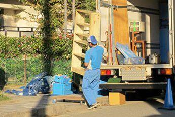 人手不足の引っ越し業界(写真はイメージ)