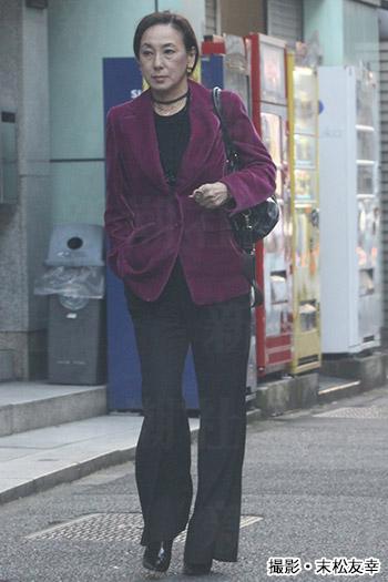 蜷川有紀さん