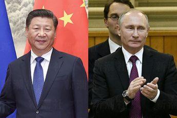 習近平、プーチン
