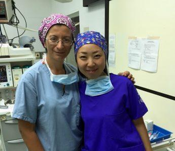 「麻酔科医」の目から見た子供を取り巻く世界の手術環境