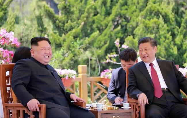 米朝首脳会談「中止」の衝撃(3)北朝鮮を「強硬姿勢」に変えた中国