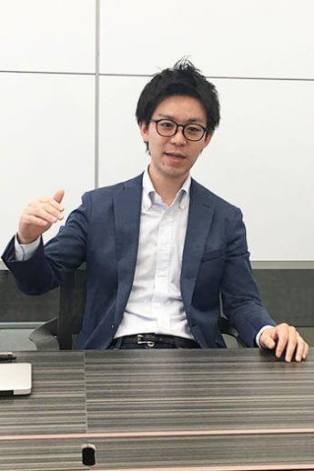 スピリタス社長を務める仲摩恵佑氏