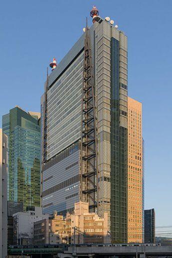 日本テレビタワー(Rs1421/Wikimedia Commons)
