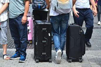 日本をこの1~4月に訪れた外国人旅行客は1000万人を超えた(※写真はイメージ)