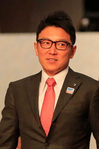 立花陽三球団社長