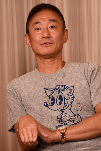 井川意高氏