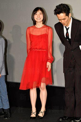 女優・松岡茉優