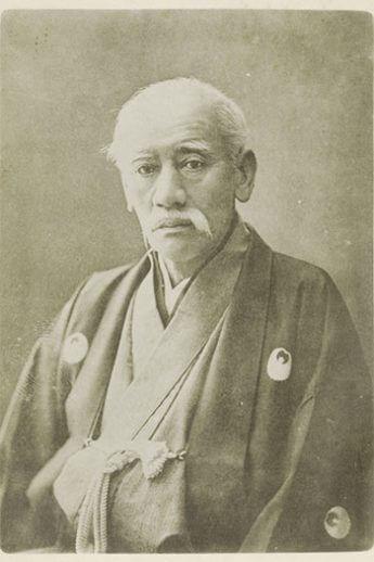 川崎正蔵(Wikimedia Commonsより)