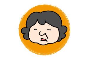 かめおか子ども新聞icon-4_妙齢女性