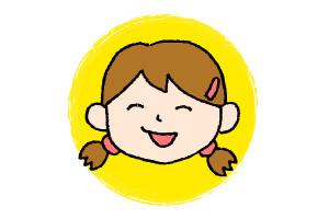 かめおか子ども新聞_icon-girl-1