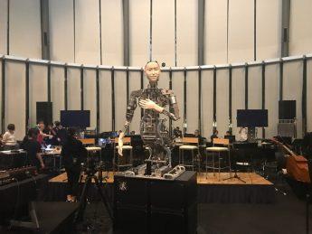 「アンドロイド」がオペラ公演!「音楽」「ロボット」「人工生命」第一人者の「楽屋鼎談」
