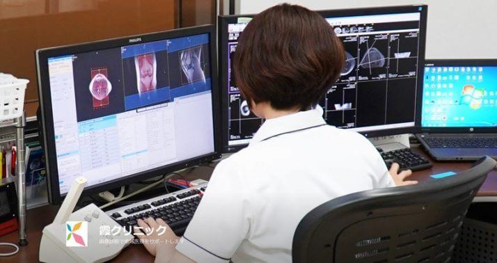 遠隔医療「画像診断」サービスの未来