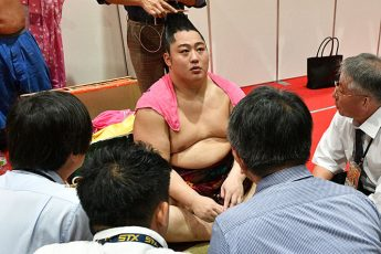 大相撲・遠藤