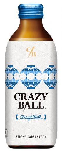 クレージーボール ストレートボール
