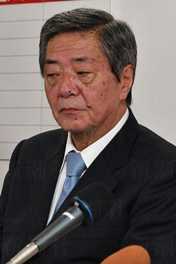 竹下亘総務会長
