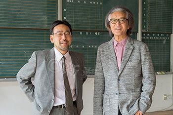 藻谷浩介さん、清水義次さん