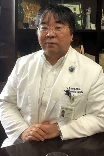 澤芳樹教授